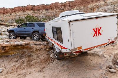 Canyonlands Dollhouse Trail-45
