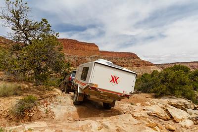 Canyonlands Dollhouse Trail-4