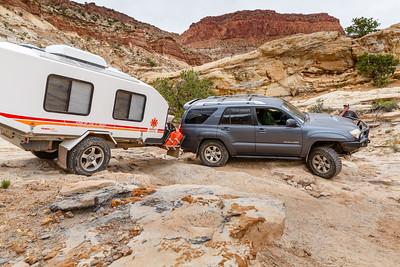 Canyonlands Dollhouse Trail-19