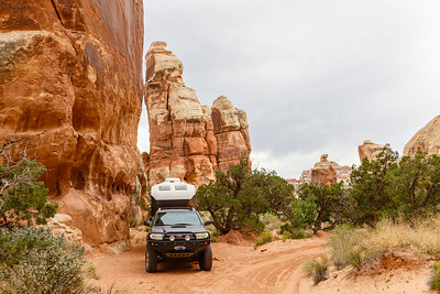 Canyonlands Dollhouse Trail-21