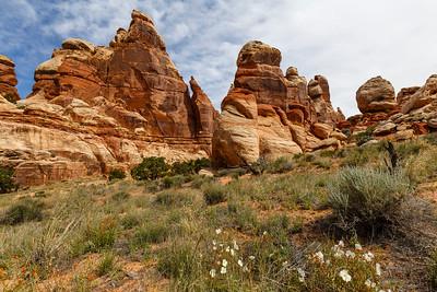 Canyonlands Dollhouse Trail-22