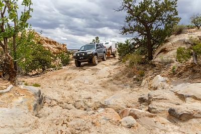 Canyonlands Dollhouse Trail-6