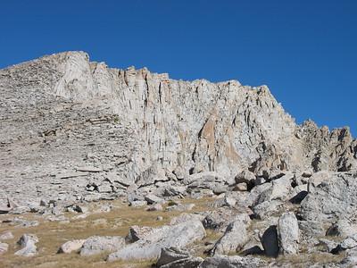 Rugged ridge.