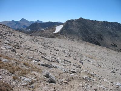 Mount Dana, White Mountain.