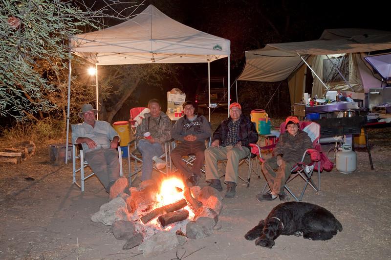 Deer Camp 09
