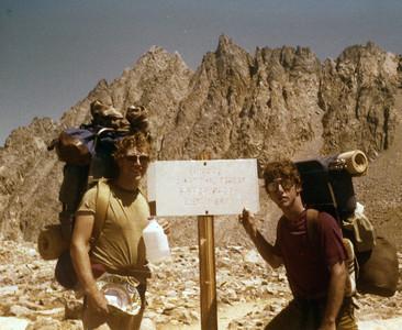 Dusy Basin 1977