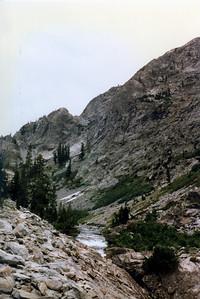 Canyon view.