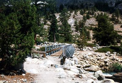 Piute Creek Bridge.
