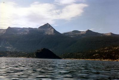 Mount Shinn above Florence Rock.
