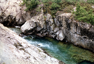 South Fork of the San Joaquin River.