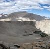 Mount Langley, New Army Pass panorama