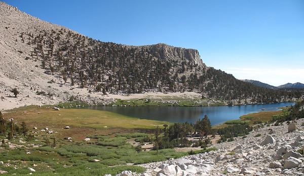 Pano view of Long Lake