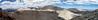 Whitney-Langley panorama from Cirque Peak