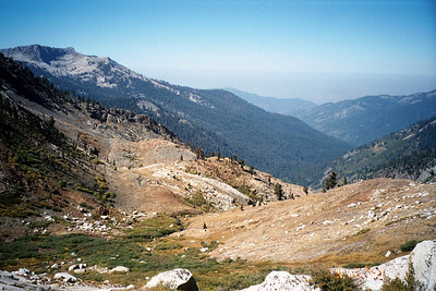 Monarch Creek Canyon. It's beautiful, but don't go there.