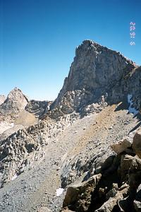Sawtooth Peak.
