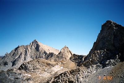 Sawtooth Peak, Needham Mountain.