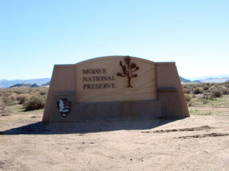 Mojave National Preserve -- Looks like a great camping and hiking trip coming up - car camping and hiking with the SoCalHikers. WingDing (Kathy) organized it -- thanks!