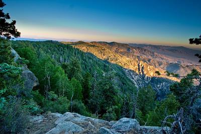 #19Grand View Mt Graham, AZ