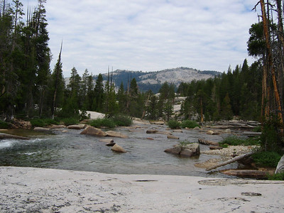 Along the NF Kings River