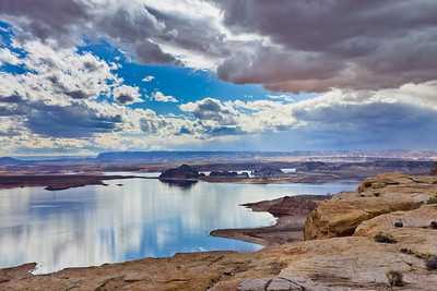 #6 Lake Powell Viewing SW