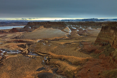 #7 North of Lake Powell From Alstrom Point