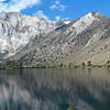 Laurel Mountain panorama above Convict Lake.