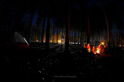 Sardis Lake Camping 1-11-14