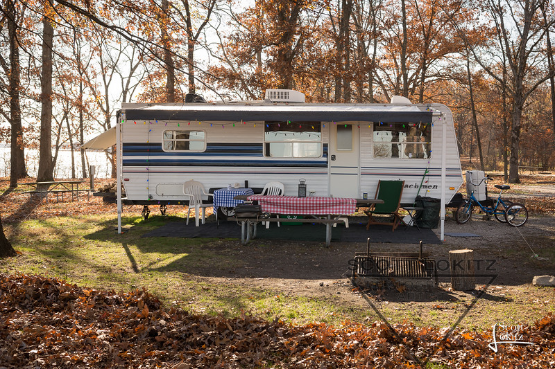 Camping at Lake Carlyle-6
