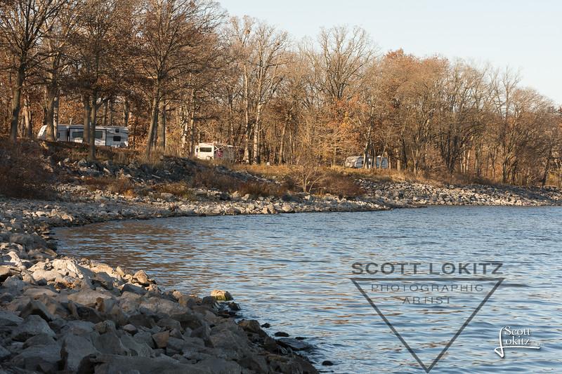 Camping at Lake Carlyle-14