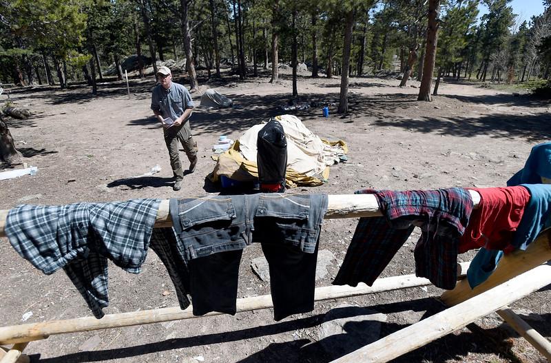 Gordon Gulch Camping