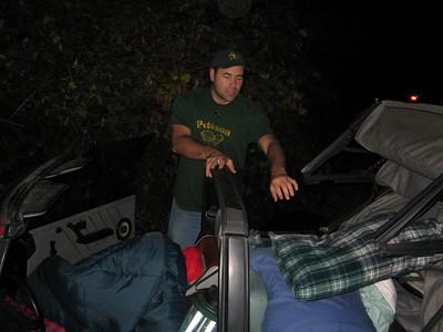 2005.09.30 camping trip - Larrabee State Park, WA