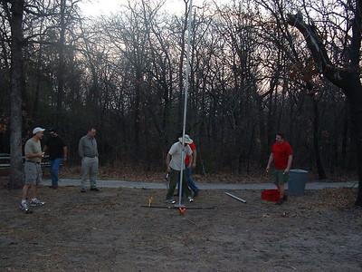 2009 New Scout Campout