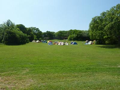 2012 New Scout Campout