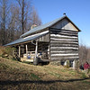 Argow Cabin, new to the Potomac Appalachian Trail Club (PATC) cabin network.