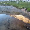 Sunrise Reflection on the Lake