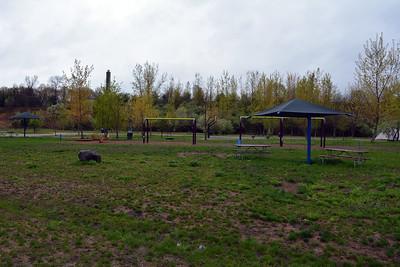 Nice little playground.