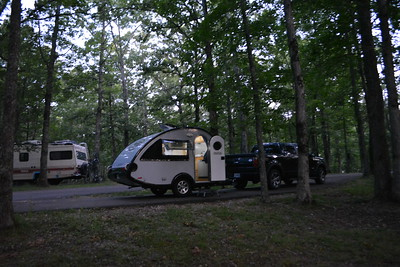 Merriwether Lewis Campground