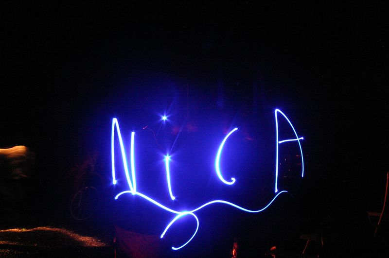 """<font size=""""+1"""">Nica adds her contribution..  What is it about girls and curlycues, anyway?  ;-) </font>"""