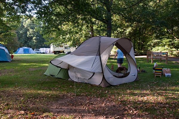 Camping October 2011