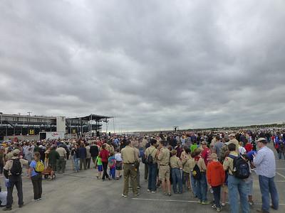 2012 Camporee at Texas Motor Speedway
