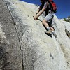 Climbing the Upper Enchantments