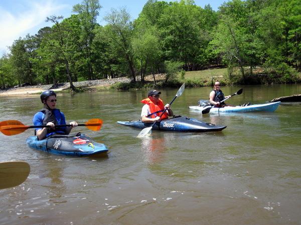 Flint River Camping / Kayaking Trip 2011