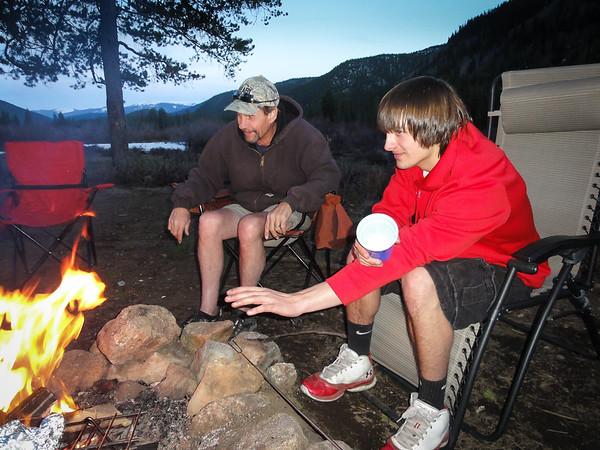 Geneva Creek Colorado May 17-19th 2013