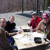 Visit to Stone Mountain Vineyards.