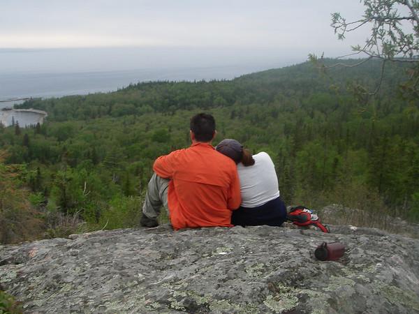 Lake Superior Provincial Park - June 2006