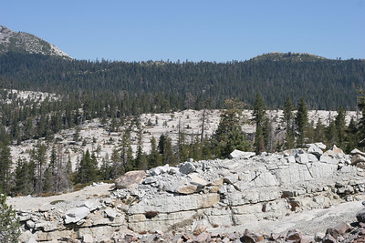 The start of the Rubicon Trail.