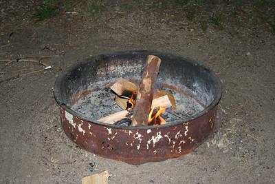 The 50 match fire.