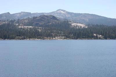 Loon Lake looking toward Desolation Wilderness.