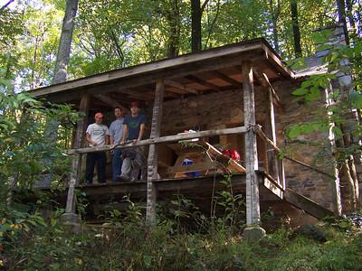 Myron Glaser Cabin