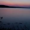 Sunset on Possum Kingdom Lake